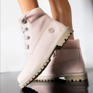 TIMBERLAND® HERITAGE 6-INCH BOOTS LIGHT PINK / 9.5